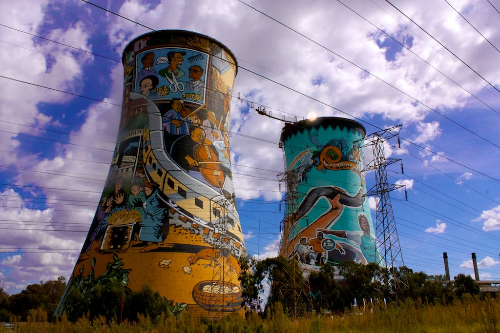 Orlando Towers | Popular bungee jumping spot at the cooling