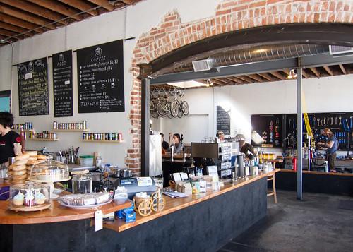 Denver Bicycle Cafe. Bikes. Beer. Coffee. | by Steve Wilhelm