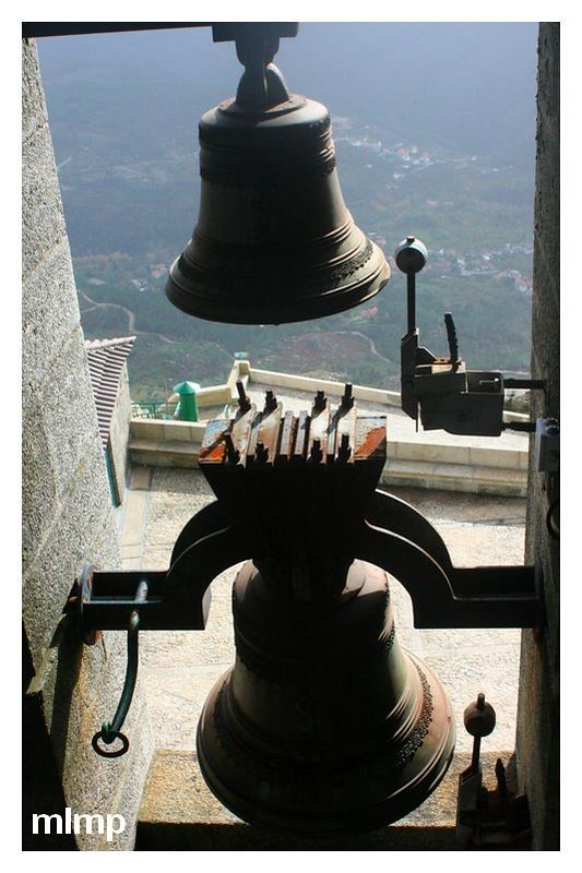 Les cloches de Nossa senhora da Graça vers Mondim de Basto