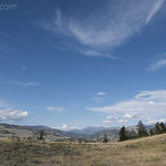Views from Yellowstone River Picnic Area