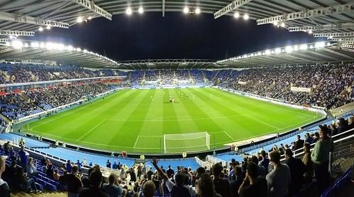 Reading v Ipswich Town, Madejski Stadium, SkyBet Championship, Friday 8th September 2016   by CDay86