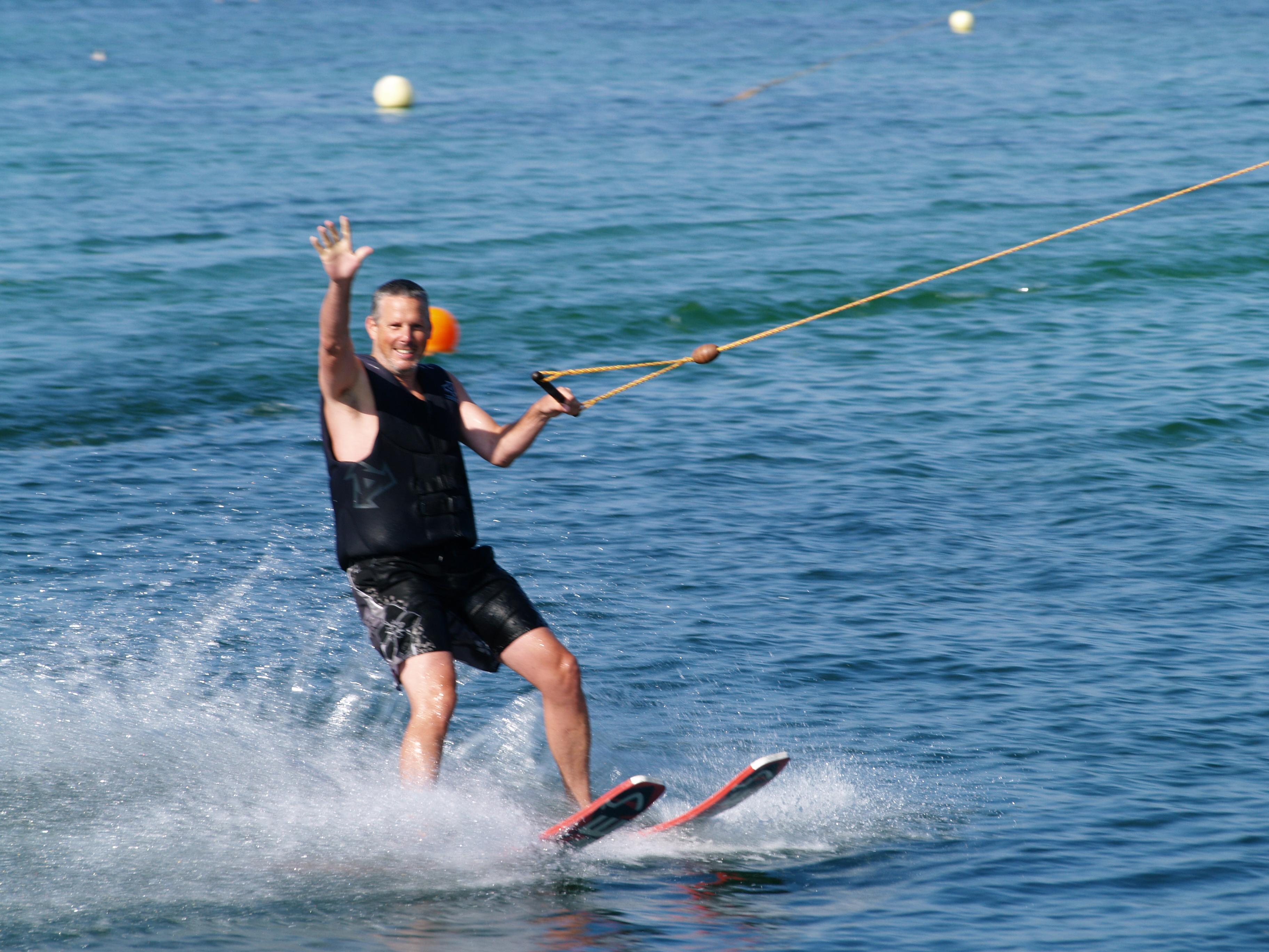 Wasserskifahren H1