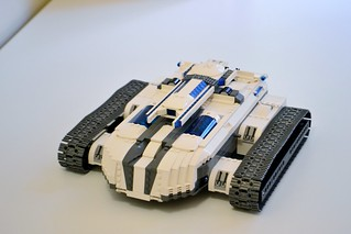 T5-B Heavy Ion Tank | by sunnyxi