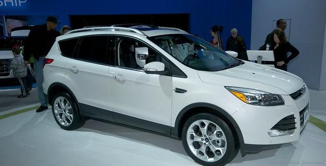 2013 Washington Auto Show - Upper Concourse - Ford 10