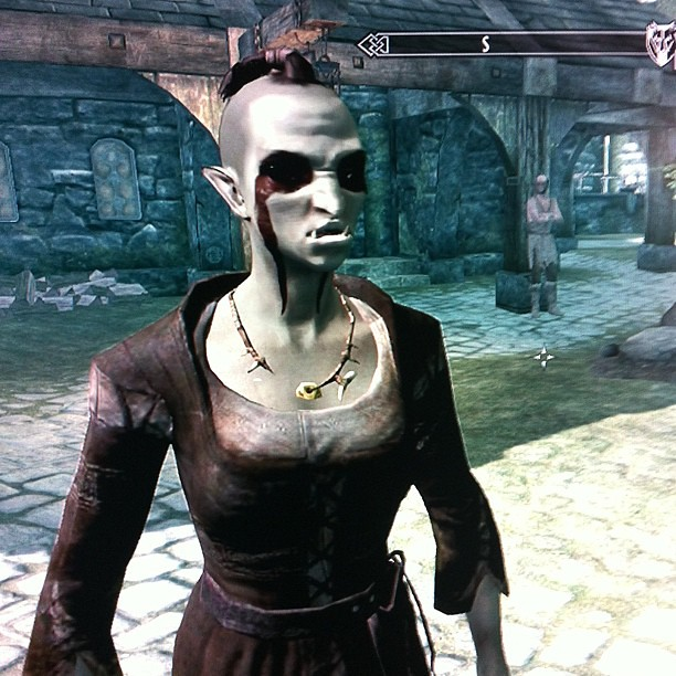 Mourners Clothes For A Skyrim Funeral Mordicai Flickr