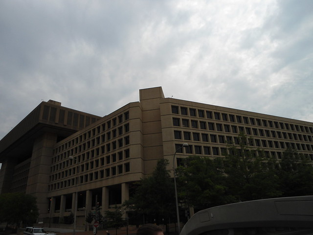 FBI, Washington DC, USA - www.meEncantaViajar.com