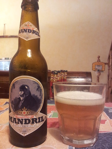 Mandril Premium Pale Ale | by pep_tf
