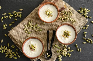 Cardamom and Rosewater Kheer | by MichellePetersJones