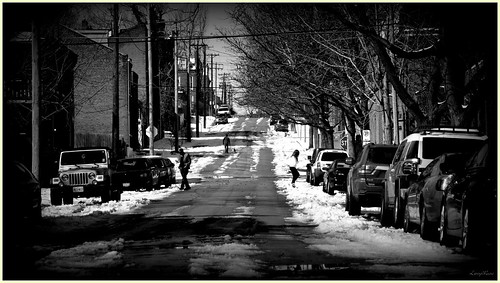 Winter In Soulard