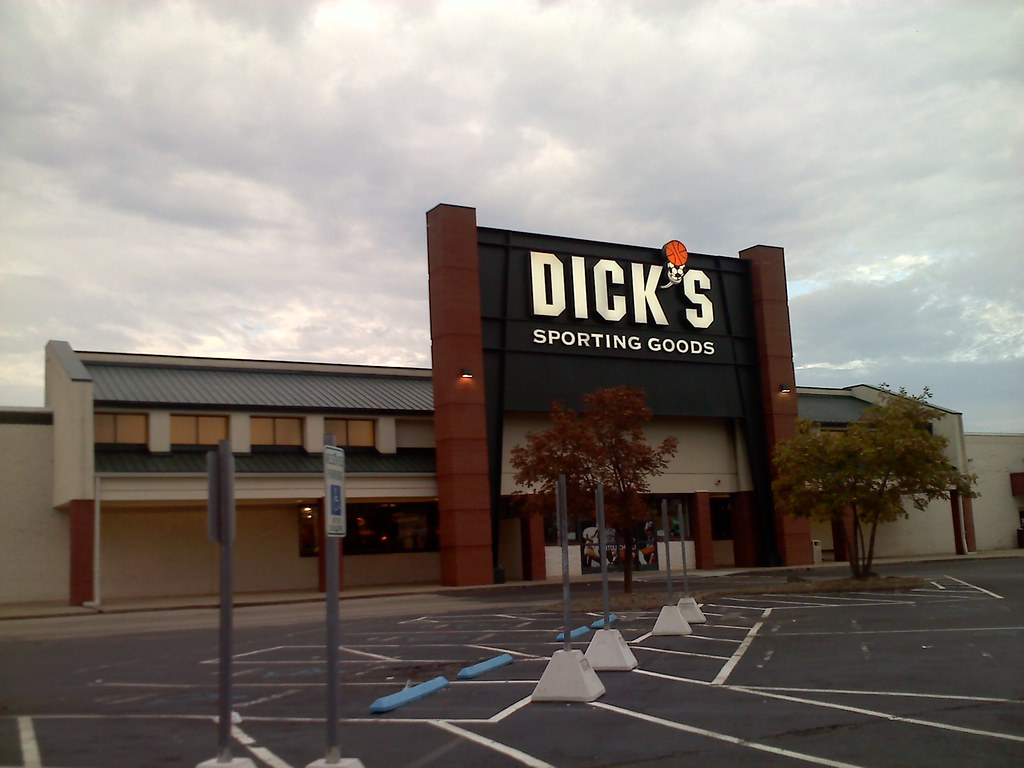 Dicks sporting goods in knoxville tn
