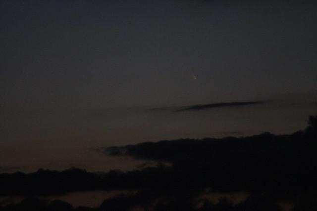 Comet C/2011 L4 PanSTARRS (3) 13/03/13