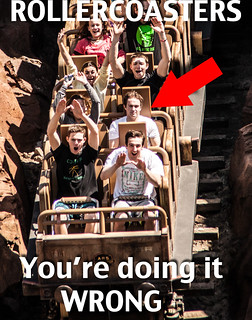 Rollercoasters - you're doing it wrong | by Rhys A.