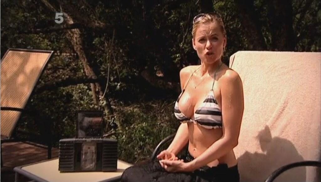 Pollyanna Woodward Bikini