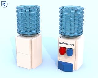 Water Dispenser   by Kamteey