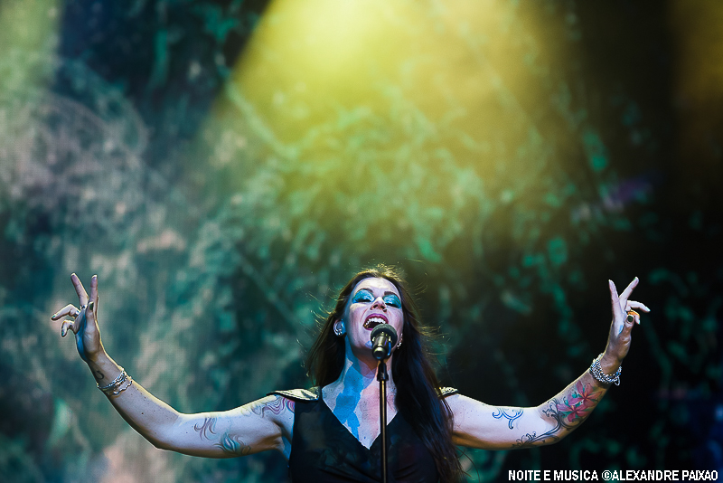 Nightwish - Coliseu de Lisboa '16