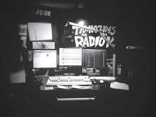 U of M radio station