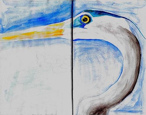 Heron | by vertseven