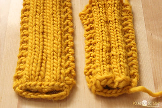 How to translate a needle-knit pattern for the loom