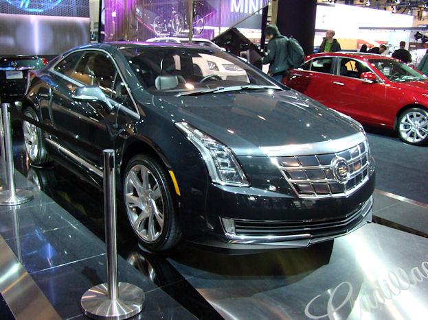 2014 Cadillac ELR at 2013 CIAS Toronto