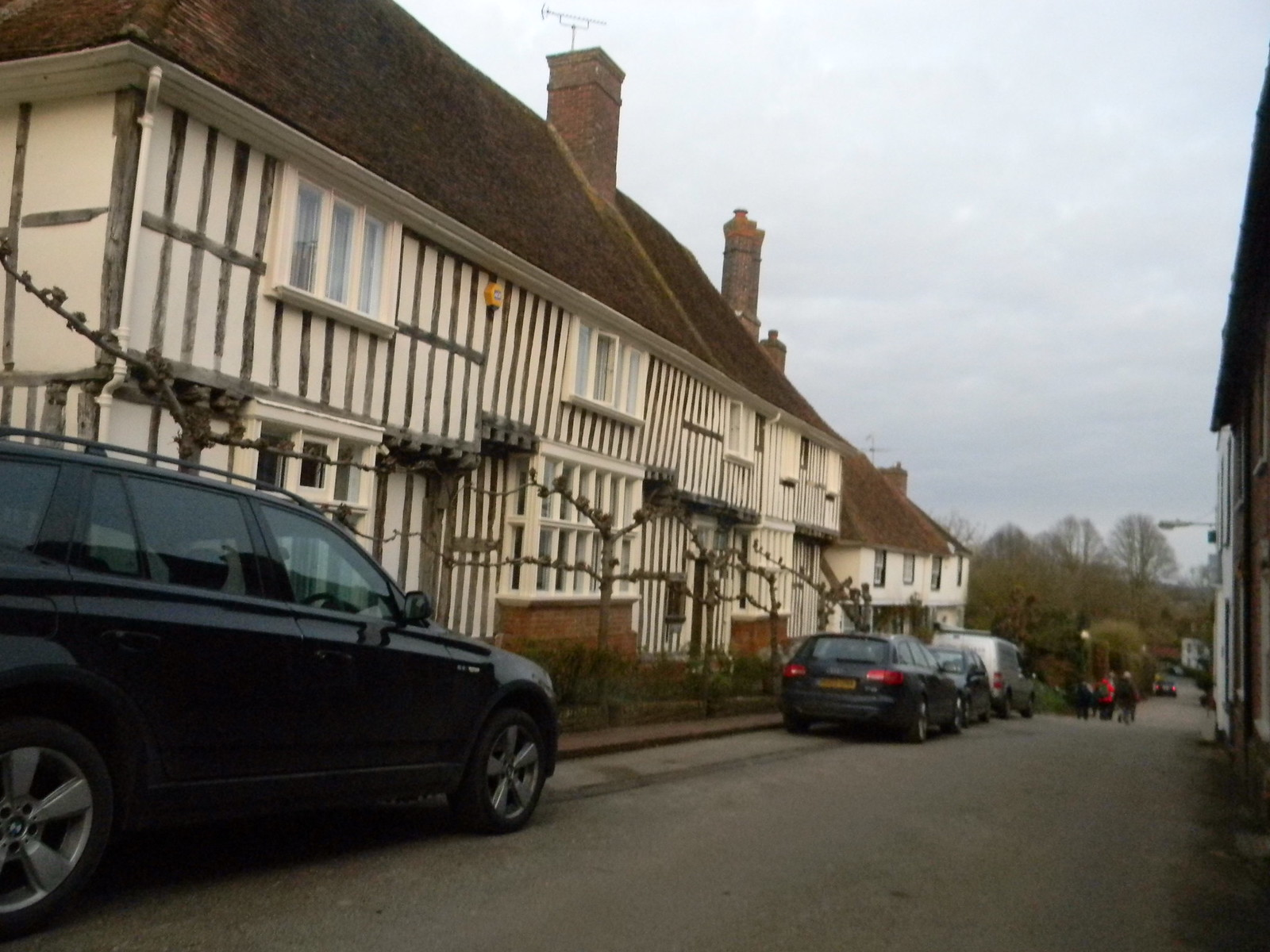 Houses, Chilham Chilham Circular
