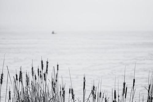 fog sunrise sony icefishing reedslake contaxg 9028 seanlancaster nex5n