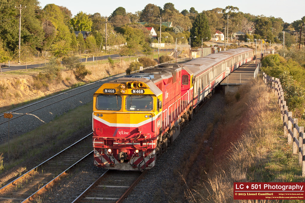 Departing Wandong by LC501