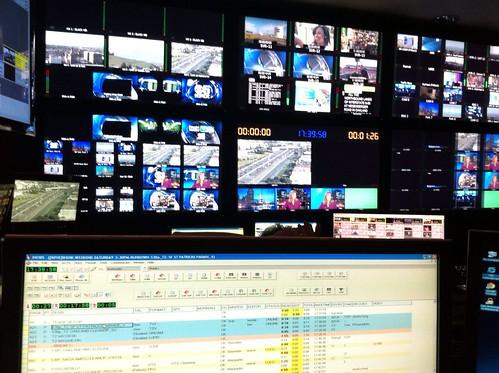 Producing Weekend Evening Newscast on KPIX 5
