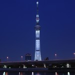 東京スカイツリー桜特別ライティング2013 Tokyo Sky Tree