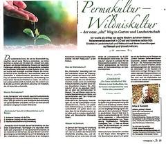 Perma, Wildniskultur, JA Magazin 2