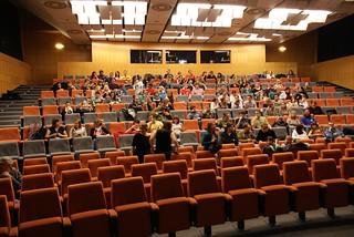 Projekce Akademického filmového klubu 2012