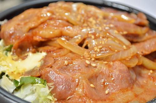 豚生姜焼き | by Dakiny