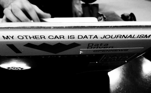 My Other Car Is Data Journalism | by mtigas
