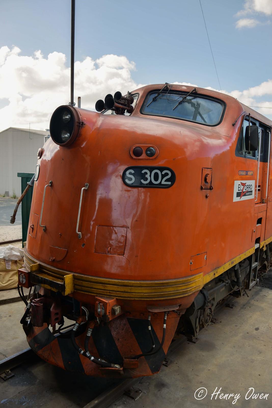 Orange Frontier by Henry Owen