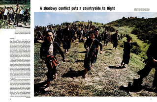 LIFE Magazine April 3, 1970 (3) - A shadowy conflict puts a countryside to flight