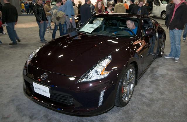 2013 Washington Auto Show - Lower Concourse - Nissan 5