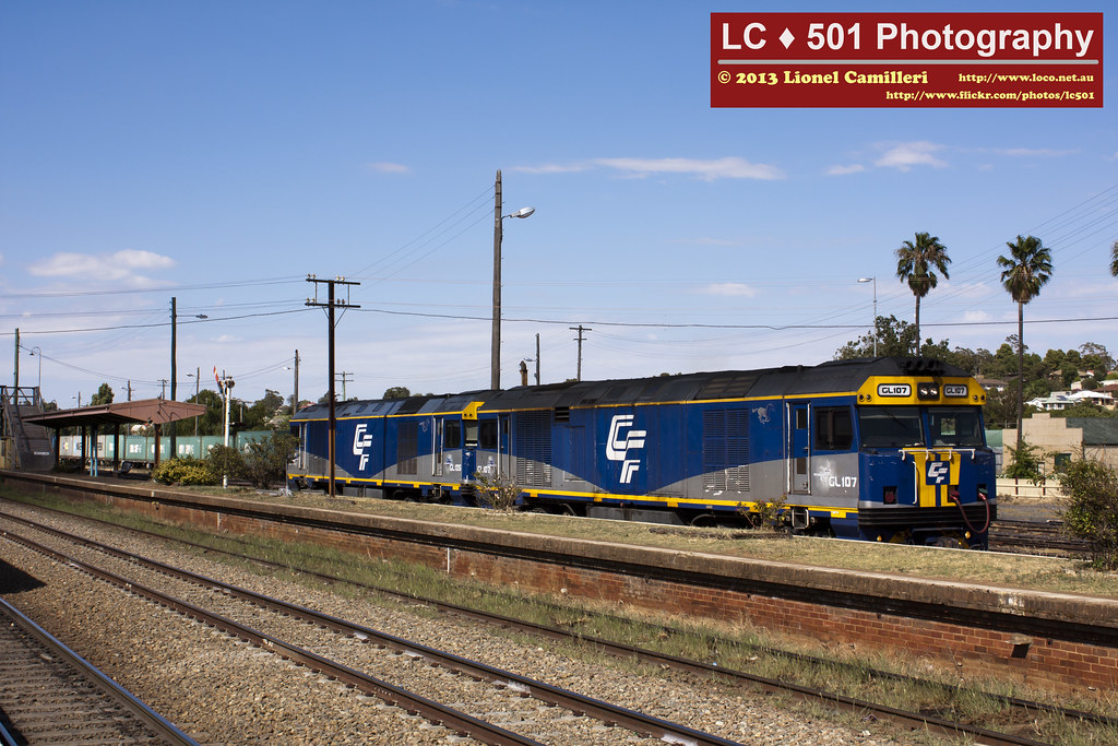 QUBE in Junee by LC501