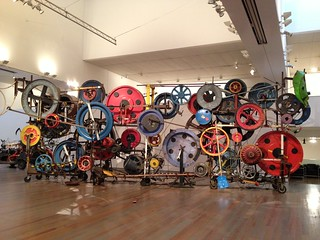 Museum Tinguely | by Olivier Bruchez