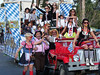 Karneval v Limassolu – příznivci bavorského piva, foto: Petr Nejedlý