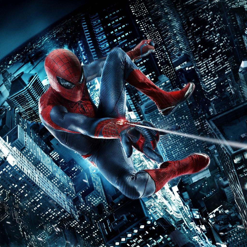 The Amazing Spider Man 1 Textless Poster 02 Alejandro Somolinos Flickr
