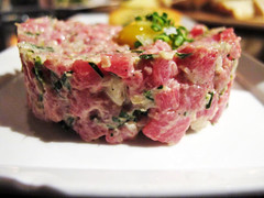 russell house steak tartare