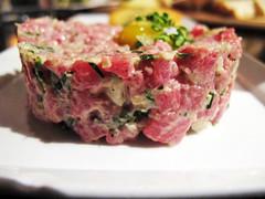 russell house steak tartare