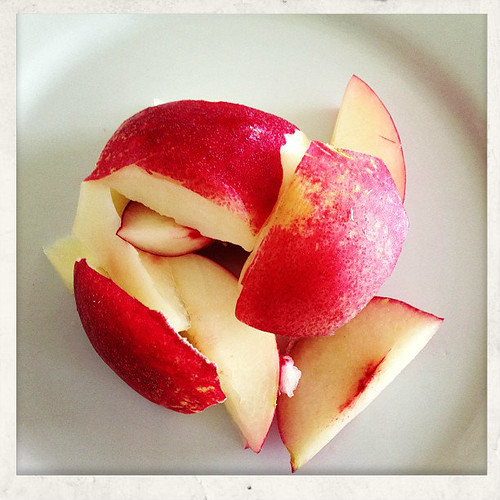 nectarine | by Megan Young