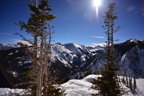 Aspen mountain summit   by reinketelaars