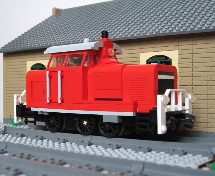 DB class V60