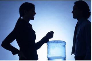 water-cooler talk