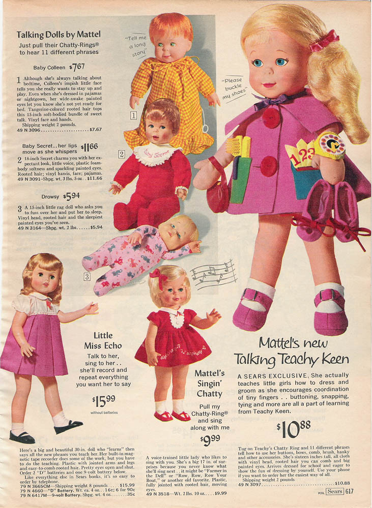 Sears 1966 Christmas Catalog page 617 | I am not the copyrig… | Flickr