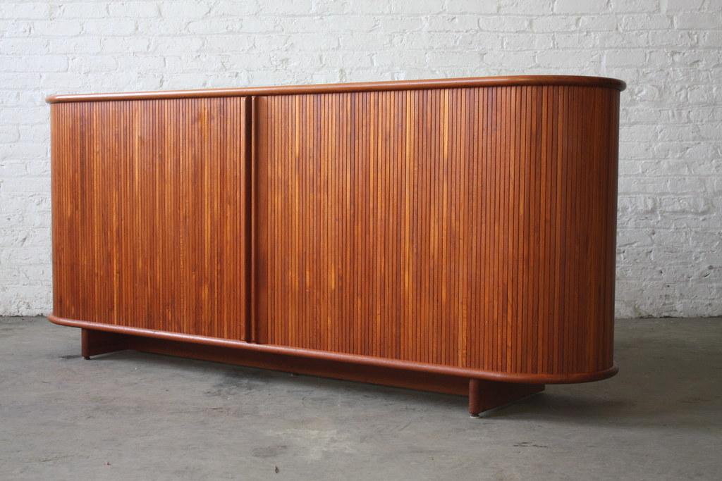Vintage Danish Modern Teak Sideboard