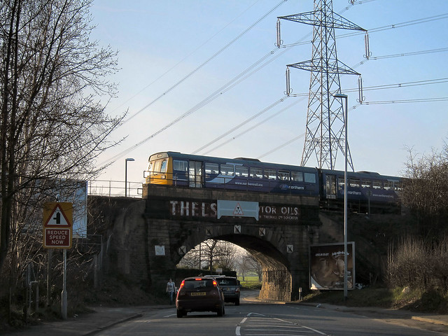 Methley Junction, West Yorkshire