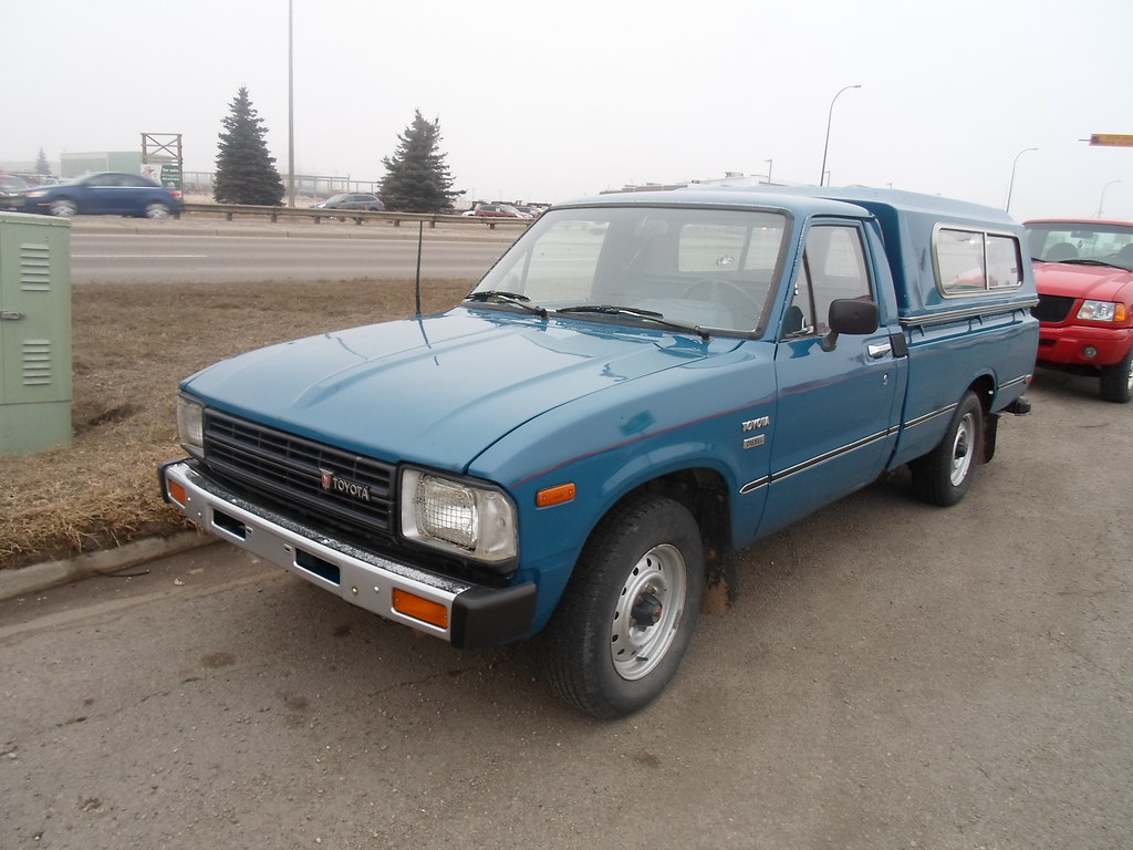 1982 Toyota Truck >> 1982 Toyota Pickup Diesel A Very Nice Looking 1982 Toyota
