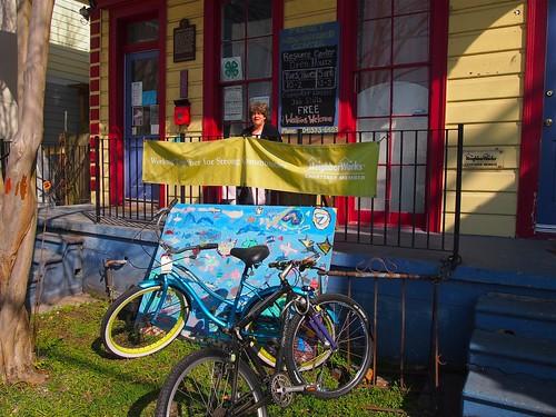 Freret Communty Resource Center. Photo by Melanie Merz.